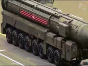Thế giới - Xem dàn vũ khí tối tân Nga khoe trong lễ duyệt binh
