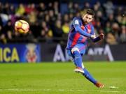 Bóng đá - Bàn thắng đẹp V36 Liga: Siêu phẩm giữa sân hạ Messi