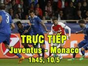 Chi tiết Juventus - Monaco: Danh dự 1 bàn (KT)