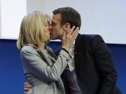 Bố mẹ Tổng thống Pháp: Sốc nặng vì con trai yêu cô giáo