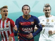 Bóng đá - MU: Đê mê với tam tấu Neymar - Griezmann – Bale