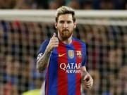 Barcelona giữ chân Messi, mua SAO 90 triệu euro
