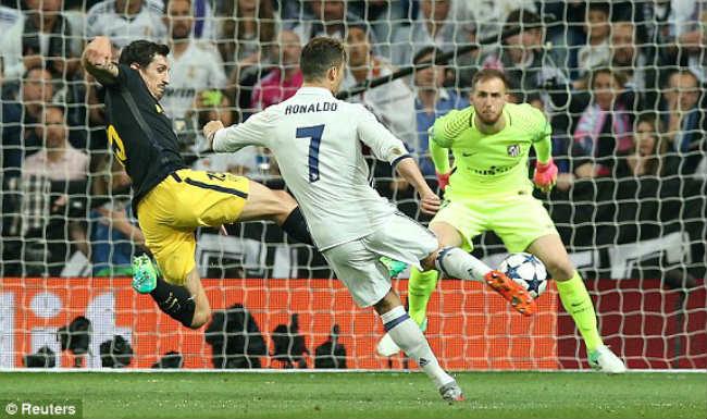"""Bán kết cúp C1: Real dọa """"hủy diệt"""" Atletico lần nữa"""