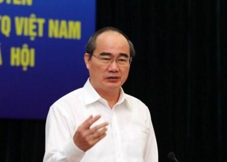 Ông Nguyễn Thiện Nhân làm Bí thư Thành ủy TP.HCM - 2