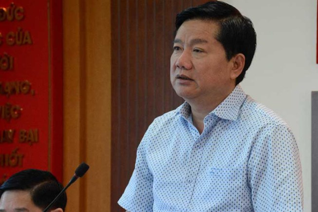 Ông Đinh La Thăng làm Phó ban Kinh tế Trung ương