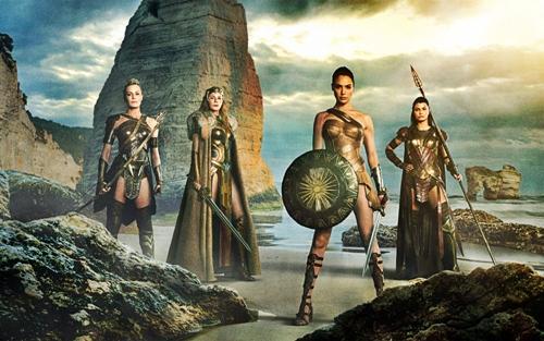 Phim Wonder Woman: Nữ Thần Chiến Binh 2017