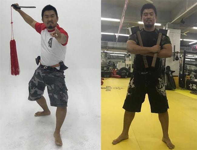 """""""Sợ chết"""", võ sĩ MMA Từ Hiểu Đông lật lọng, khen võ Trung Quốc - 2"""