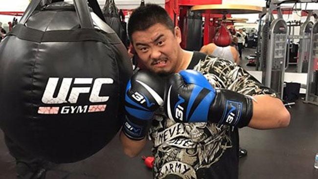 'Cuồng nhân' MMA Từ Hiểu Đông bị cảnh sát triệu tập - 3