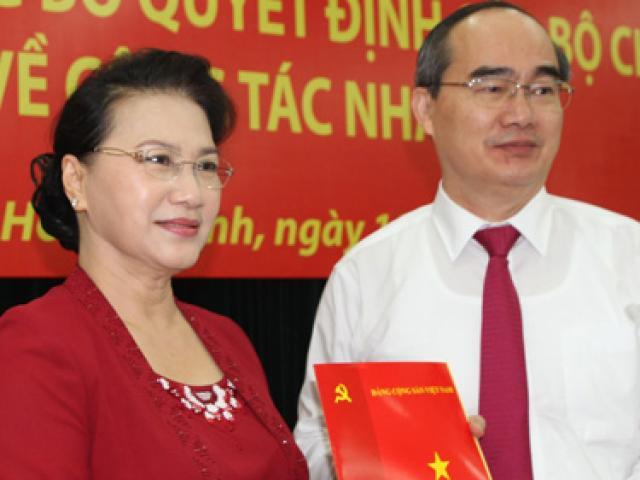 Cuộc khảo sát nhanh qua điện thoại của Bí thư TP.HCM Nguyễn Thiện Nhân - 2