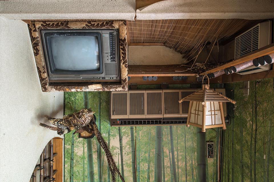 """Bí mật bên trong khách sạn """"người lớn"""" bỏ hoang ở Nhật Bản-4"""