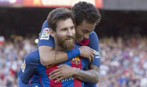 """Messi """"học"""" Neymar, đòi 44 triệu bảng/năm: Barca phát hoảng"""