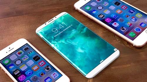 iPhone 8 sẽ có màn hình OLED phủ toàn bộ mặt trước? - 1