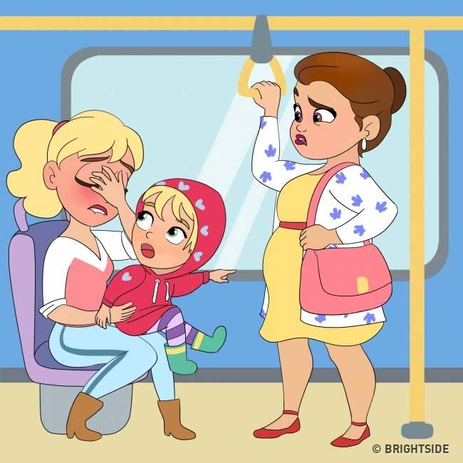 Cách trả lời 11 câu hỏi dở khóc dở cười đứa trẻ nào cũng làm khó bố mẹ - 7