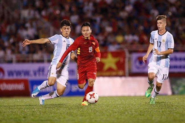 """U20 Việt Nam - U20 Argentina: Ngẩng cao đầu đấu """"khổng lồ"""""""
