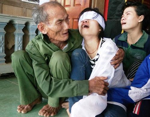 Vụ 3 người bị sét đánh chết: Sự trùng hợp đau xót!