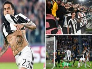 """Góc chiến thuật Juventus - Monaco:  """" Chơi dao """"  đứt tay"""