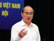 Tin tức trong ngày - Ông Nguyễn Thiện Nhân làm Bí thư Thành ủy TP.HCM