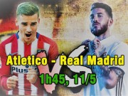 Atletico Madrid - Real Madrid: Bi kịch ngày chia tay
