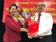 Tin tức trong ngày - Những dấu mốc sự nghiệp chính trị của tân Bí thư TPHCM Nguyễn Thiện Nhân