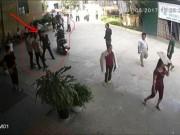 Tin mới vụ côn đồ chửi nhân viên y tế, rút súng bắn bảo vệ