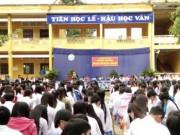 Giáo dục - du học - Đề thi bị lộ, phát tán trên facebook: Giám đốc Sở Giáo dục xin lỗi