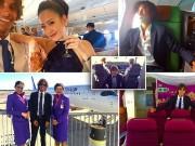 Bạn trẻ - Cuộc sống - Chàng trai 20 tuổi chỉ cần ngả lưng trên máy bay và nhận lương khủng