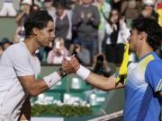 Chi tiết Nadal - Fognini: Giây cuối thót tim