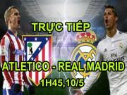 Chi tiết Atletico - Real Madrid: Còn nước còn tát (KT)