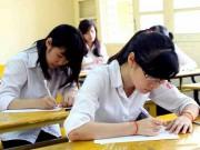 Giáo dục - du học - Phát hiện 2 thí sinh ở hai tỉnh trùng chứng minh thư