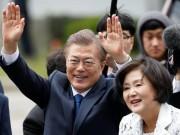 Tân Tổng thống HQ muốn về Triều Tiên gặp Kim Jong-un