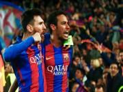 """Bóng đá - Messi """"học"""" Neymar, đòi 44 triệu bảng/năm: Barca phát hoảng"""