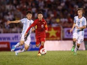 """Bóng đá - U20 Việt Nam - U20 Argentina: Ngẩng cao đầu đấu """"khổng lồ"""""""