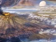 """Trái đất từng là  """" mặt phẳng """"  bao phủ bởi đại dương?"""