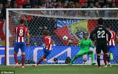 Chi tiết Atletico – Real Madrid: Còn nước còn tát (KT) 12