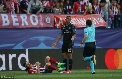 Chi tiết Atletico – Real Madrid: Còn nước còn tát (KT) 10