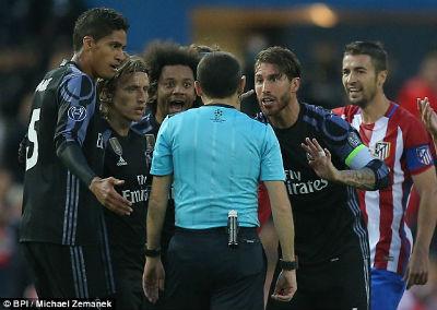 Chi tiết Atletico – Real Madrid: Còn nước còn tát (KT) 14