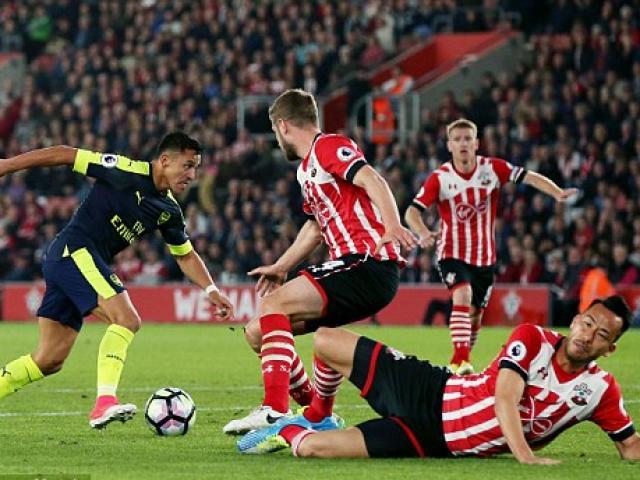 Chi tiết Stoke City – Arsenal: Pháo nổ rền vang, áp sát Top 4 (KT) - 7