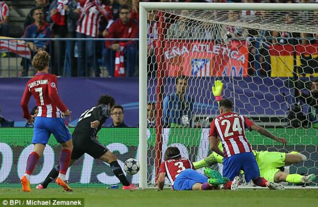 Góc chiến thuật Atletico – Real: Đột phá đạp đổ pressing - 3