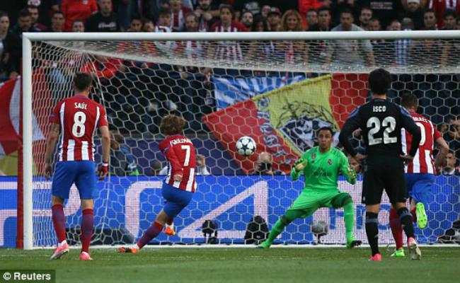 Góc chiến thuật Atletico – Real: Đột phá đạp đổ pressing - 1