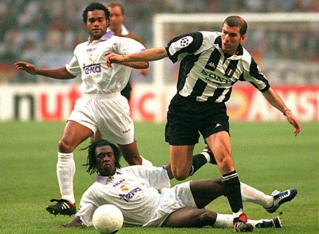 Juventus - Real, chung kết cúp C1: Hận thù nửa thế kỷ - 1