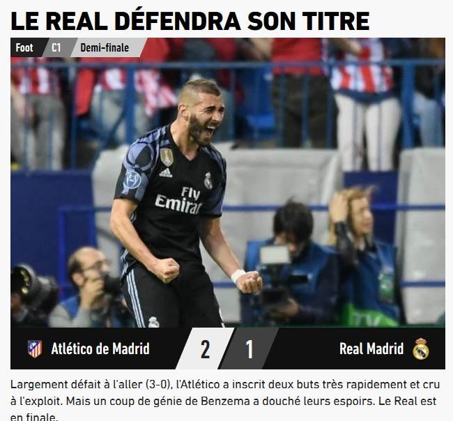 """Báo chí thế giới: Real """"thuần hóa"""" Atletico, ngọc quý Isco - 3"""