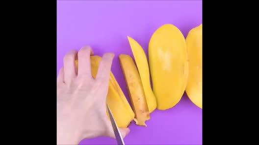 Mẹo cắt trái cây mùa hè vừa nhanh vừa tiện