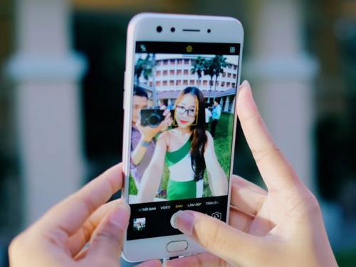 """Đánh giá Oppo F3: Đệ nhất camera selfie, giá """"ngon"""" - 4"""