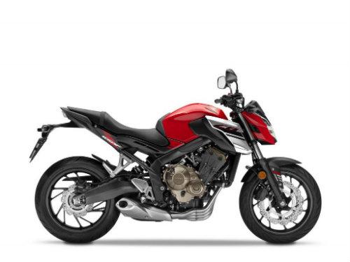 2018 Honda CB650F rục rịch tới xứ cờ hoa - 2