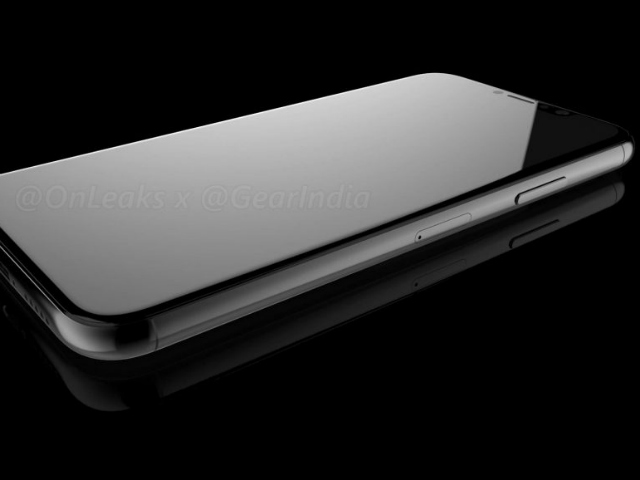 Ngắm concept thiết kế mới của iPhone 8