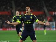 Bóng đá - Arsenal vượt MU: Wenger dọa Liverpool và Man City