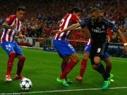 Cảm xúc Atletico - Real: Sởn gai ốc so găng derby Madrid