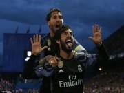 Hậu derby Madrid: Zidane thót tim, Simeone đau nhói