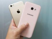 Galaxy A5 2017 với iPhone 6: Chọn cấu hình mạnh hay smartphone 3 năm tuổi?