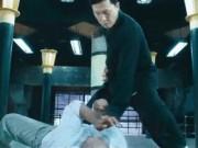 """"""" Vua thực chiến """"  tàn sát trên màn ảnh: Mike Tyson dữ dội, Cung Lê uyển chuyển"""
